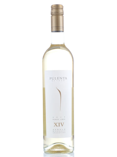 2018 Estate Pinot Gris, Pulenta