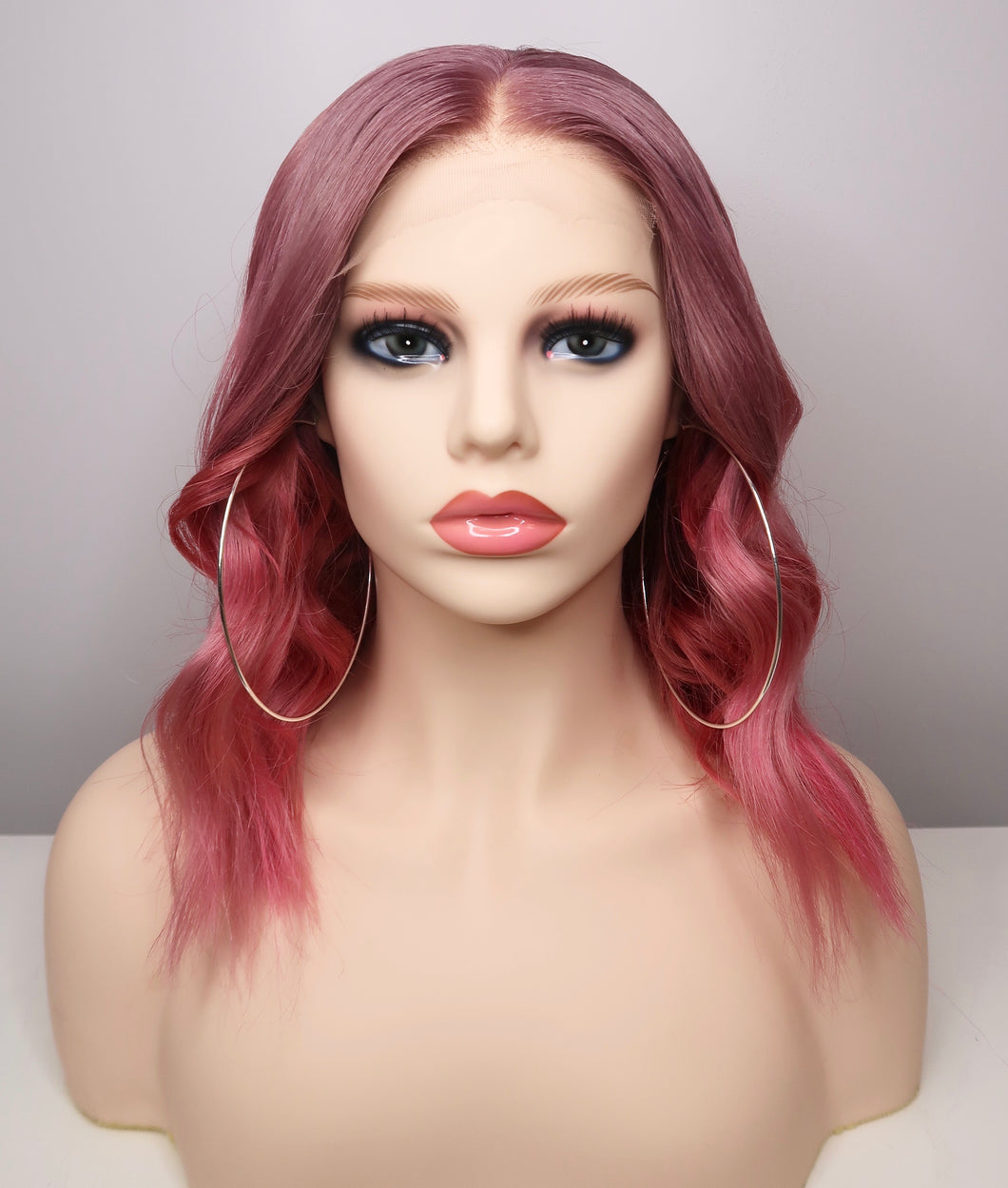 Lace Closure Wig- Loose Wave