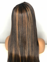 "Load image into Gallery viewer, Express Sew-In ""U-Part"" Straight Wig"