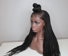 Load image into Gallery viewer, Braided Lace Front Wig