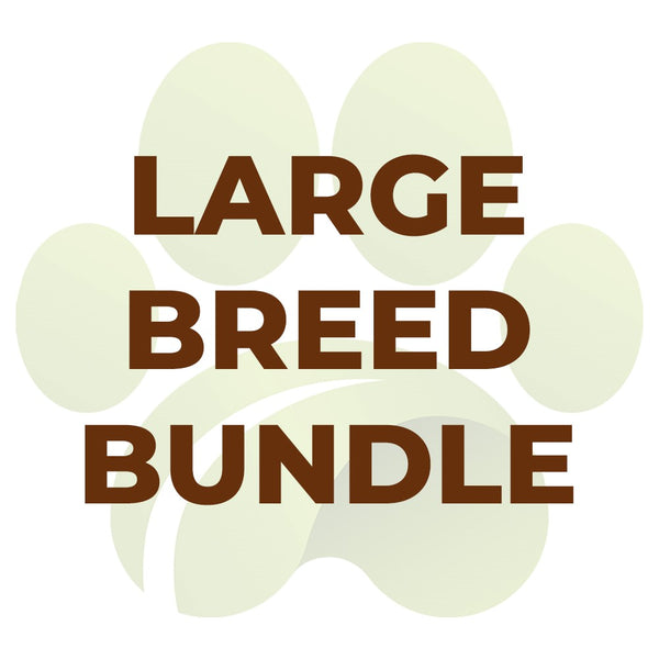 Large Breed Assorted Bundle