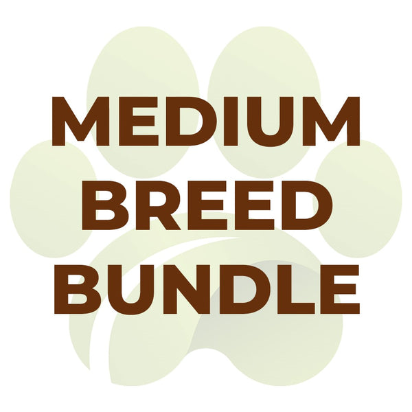 Medium Breed Assorted Bundle