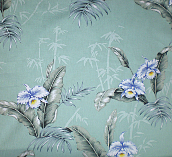 Tropical Pillow cover, Tropical Garden