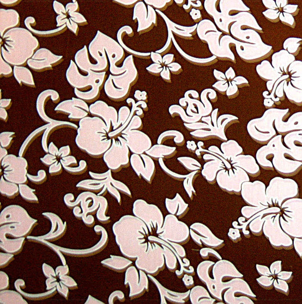 bed skirt   Chocolate and Pink