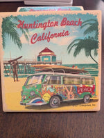 Coaster VW Van  Huntington Beach