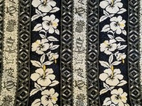 car Seat Covers  *NEW*     Hawaiian Hibiscus Black