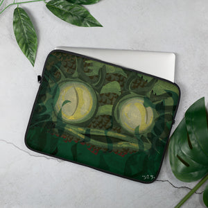 From the Deepest Darkest Seas | 5AM Psychosis | Designer Laptop Sleeve