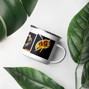 4 Panel | Multi-Set Design Feature | Designer Enamel Mug