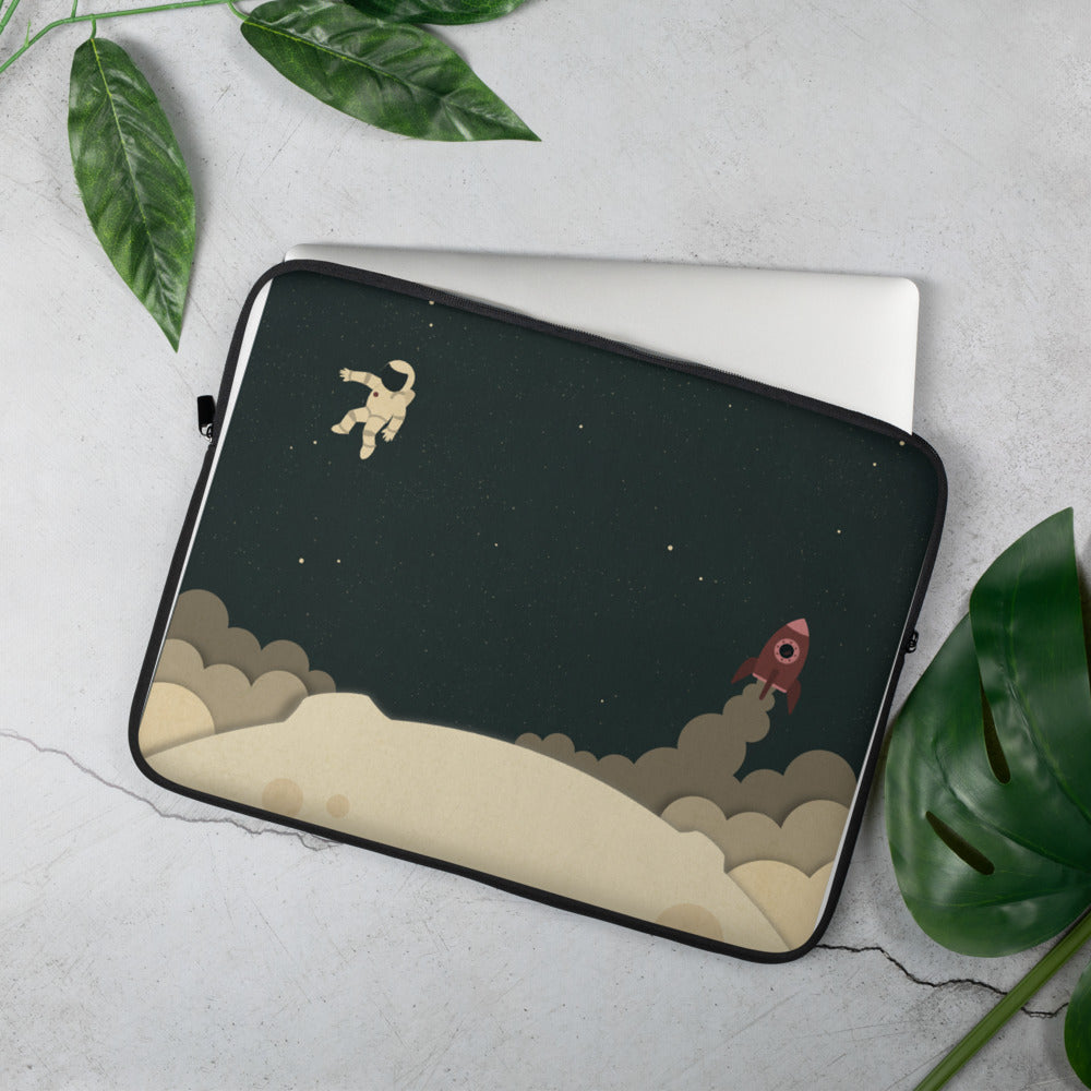 Rocket Man Space | Designer Laptop Sleeve