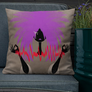 Punk Doll | FragMental LifeLines | Variant Reversal Double-Sided Premium Pillow