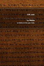 Load image into Gallery viewer, Dinka - Spanish (Sudan) Bilingual NT