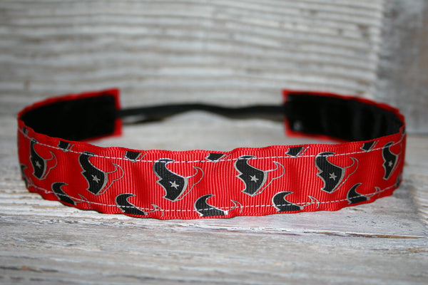 Texans Shiny foil Headband