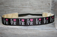 Volleyball Love Headband