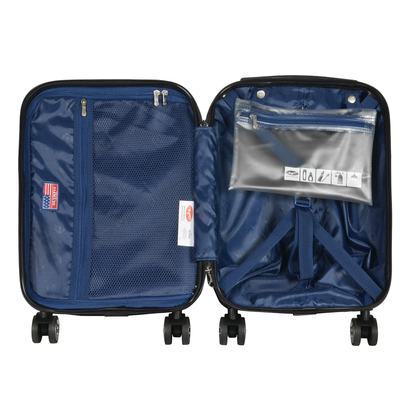 "Nema 18"" Under the Seat Carry-On"