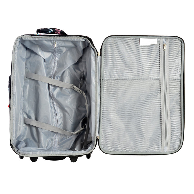 Let's Travel! 2-Piece Carry-On Set