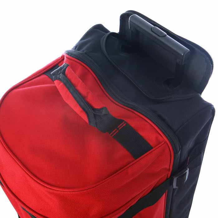 "30"" Drop Bottom Rolling Duffel"