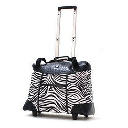 Deluxe Fashion Rolling Tote