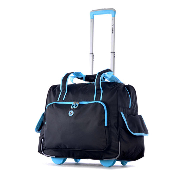 Rave Rolling Overnighter Tote Olympia Usa