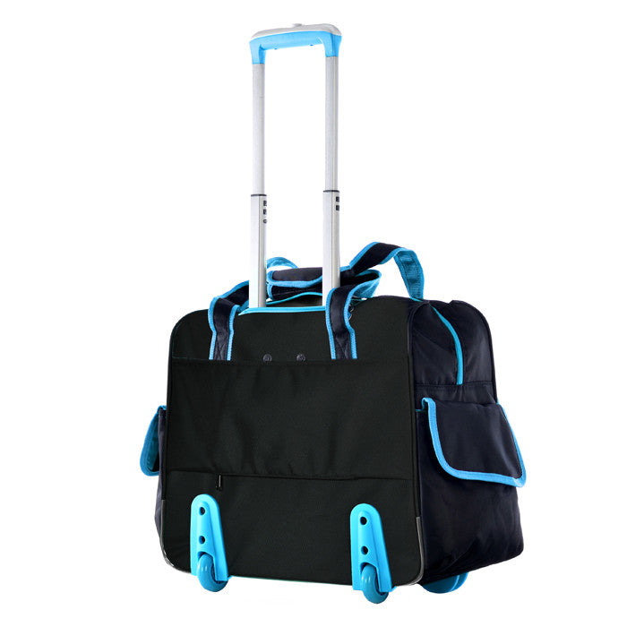 Rave Rolling Overnighter Tote