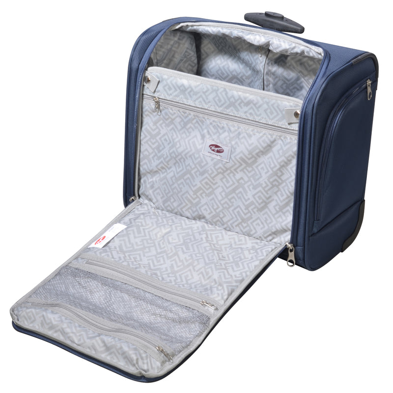 Lansing Under the Seat Wheeled Carry-On