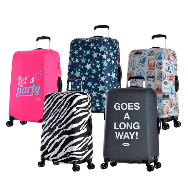 Spandex Luggage Cover