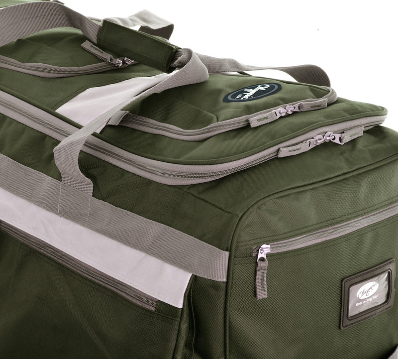 8 Pocket Rolling Duffel (4 sizes/7 colors!)