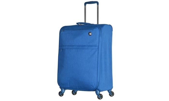 olympia usa xuitcase florence luggage bag