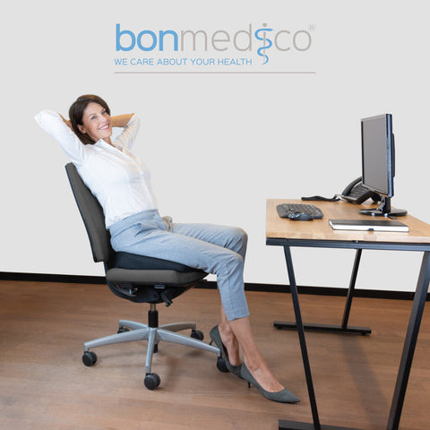 Image of bonmedico_WedgeCushion_Buero