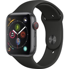 Used Apple Watch Series 4 GPS + Cellular, 44mm Space Grey Aluminium Case