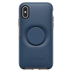 Otterbox Otter + Pop Symmetry Case with Swappable PopTop for iPhone XS/X