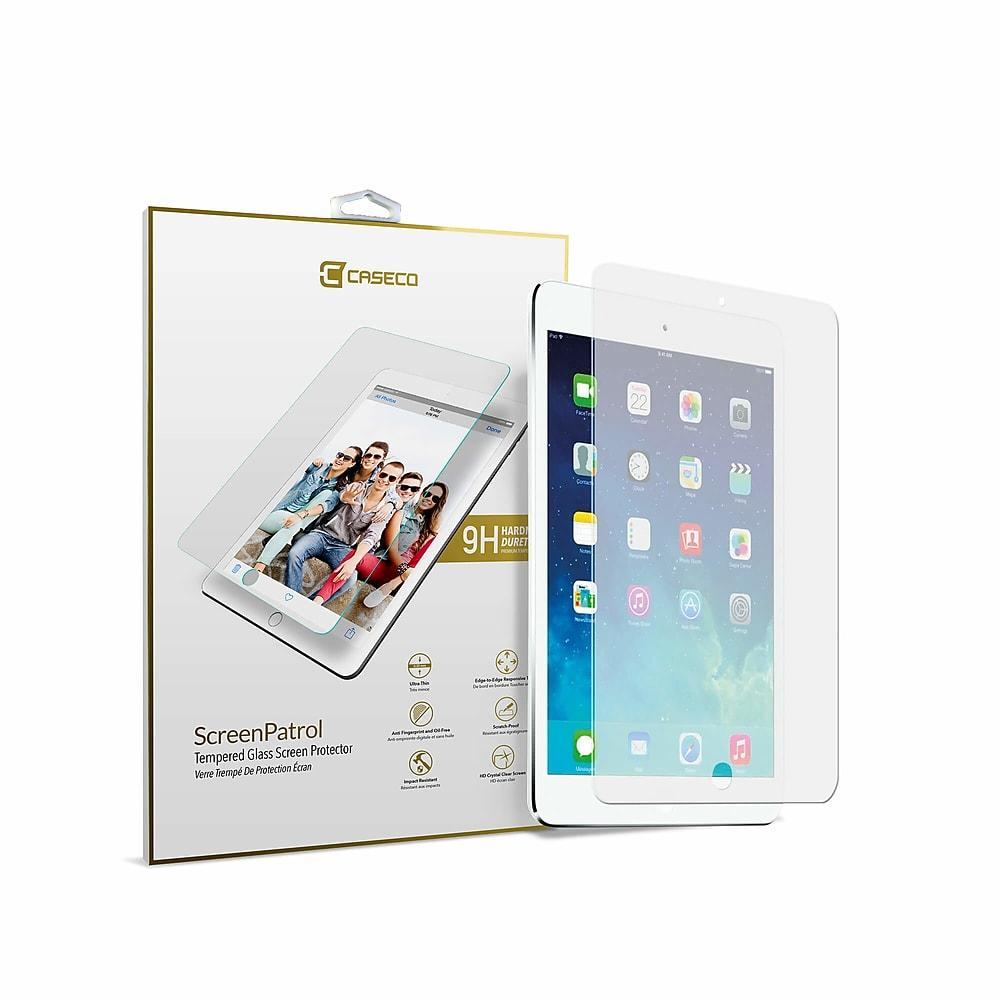 Caseco Screen Patrol Tempered Glass for iPad Mini 4/5