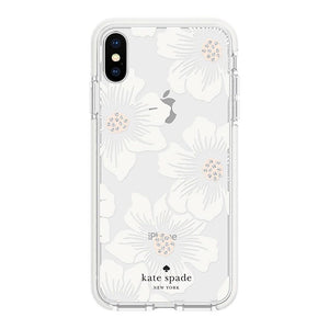 Kate Spade Defensive Hardshell Case for iPhone XS/X