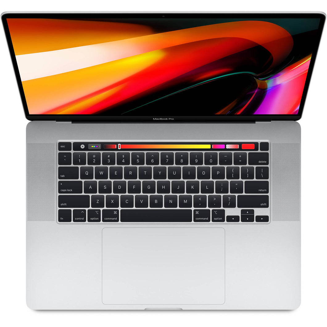Used Apple MacBook Pro Touch Bar 16-inch 2.3GHz 8-core i9, 16GB 1TB, 4GB Radeon Pro 5500M (2019) - Space Grey