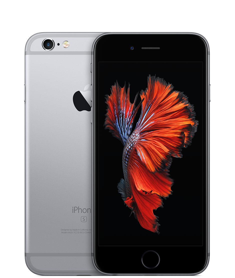 Used iPhone 6S 64GB Space Grey