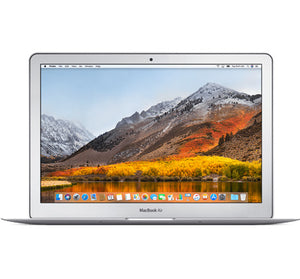 Used MacBook Air 13-inch 2.2GHz Core i7  8GB 128GB SSD (2017) AppleCare to Sept 21 2021 - (dent in case)