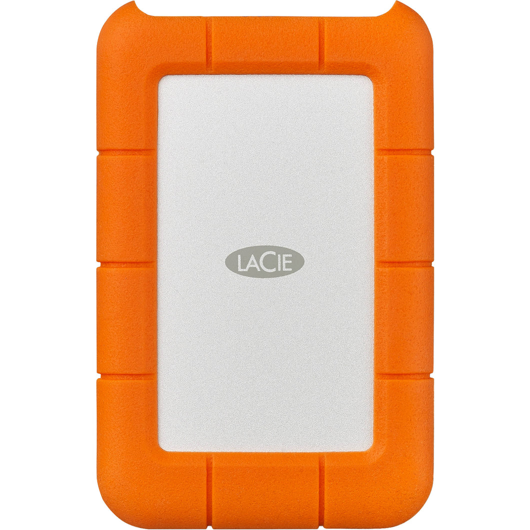 LaCie Rugged USB-C Mobile Drive
