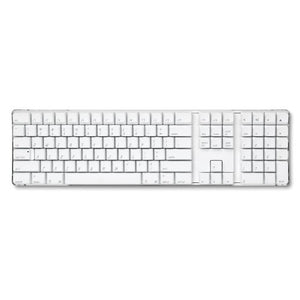 Apple Wireless White Keyboard