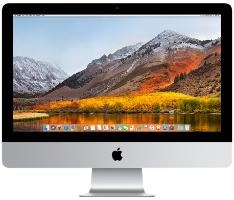 Used iMac 21.5-inch Retina 4K  3.0GHz Core i5 8GB/500 SSD (2017)