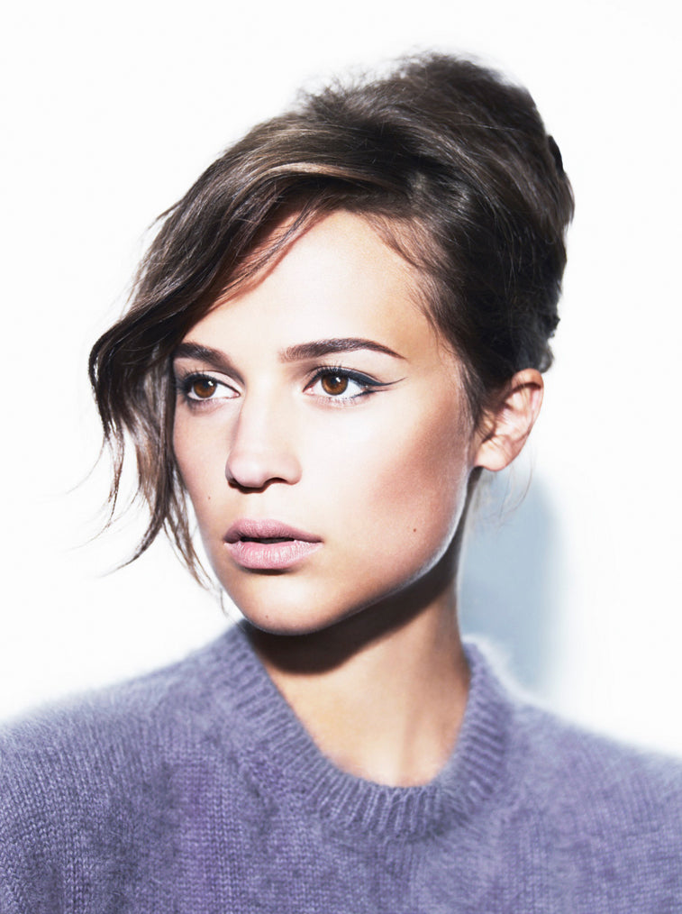 Alicia Vikander | Photo Williams & Hirakawa