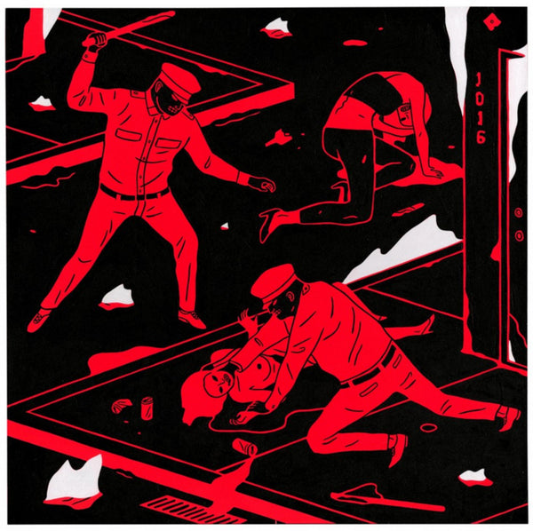 Cleon Peterson Night Has Come