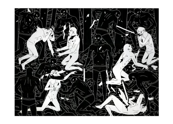 Cleon Peterson Vengeance