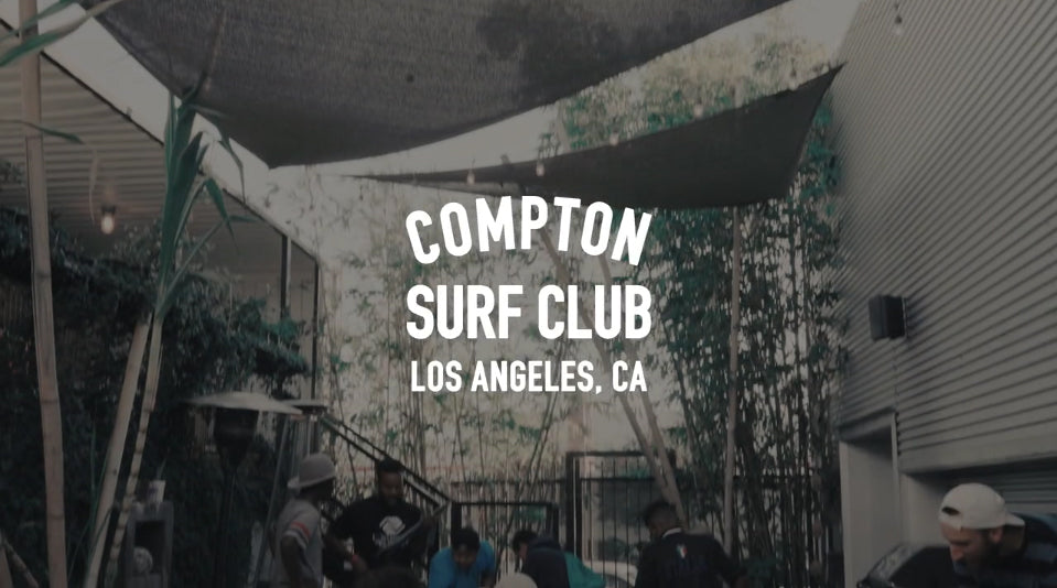 Compton Surf Club / Matix Clothing