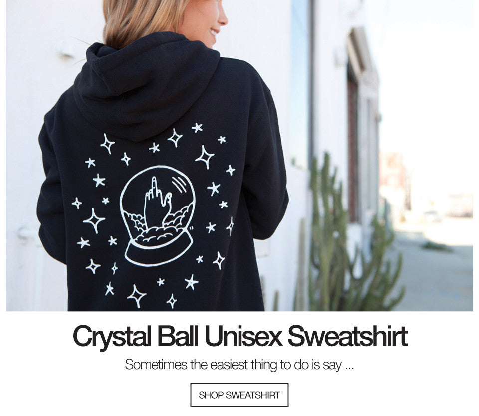 Crystal Ball Sweatshirt
