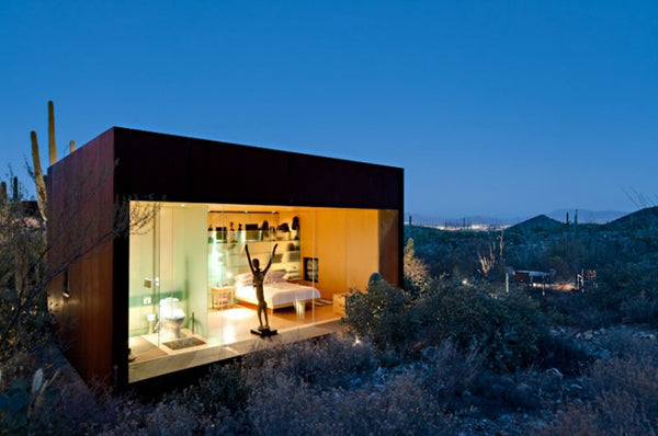 Desert Nomad House | Rick Joy Architects