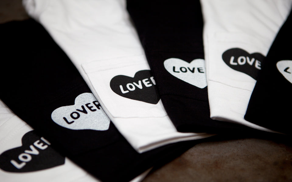 Lover Pocket T-shirts