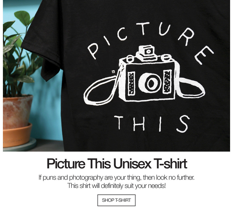 Picture This Black T-shirt