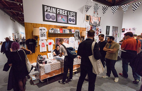 Printed Matter's LA Art Book Fair / Geffen Contemporary at MOCA