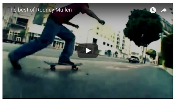 The Best of Rodney Mullen Video