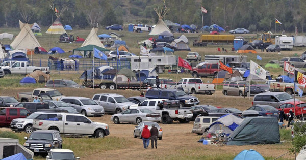 Sacred Stone Camp / Standing Rock