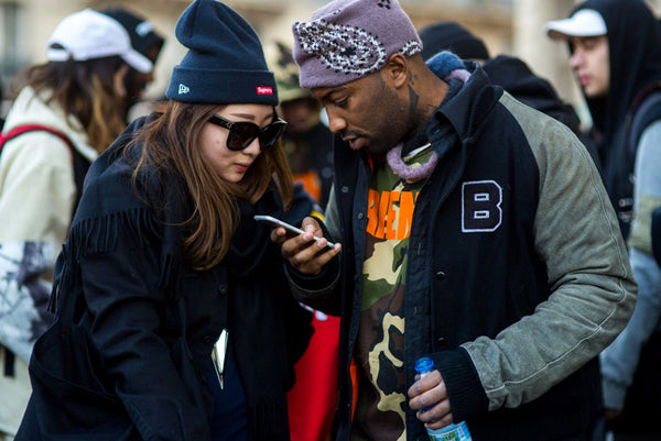 HypeBeast Streetsnaps Paris Fashion Week Pt 2